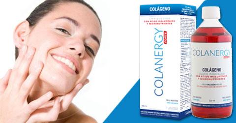efecto del colágeno colanergy forte en la piel: mayor elasticidad, hidratación