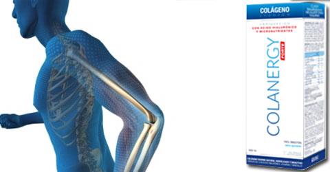efecto del colágeno colanergy en los huesos