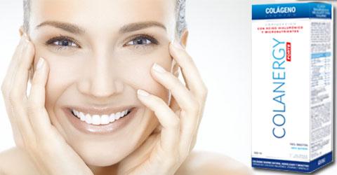 efecto del colágeno colanergy en la piel